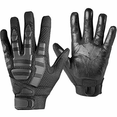 Hiking Touch Screen Full Finger Gloves Men Protection Gloves for Cycling M Yizhet Motorcycle Gloves ATV Riding Motorbike