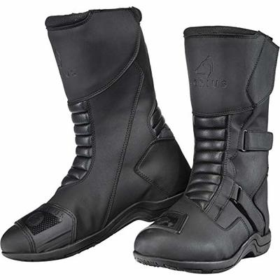 Agrius Shadow WP Touring Motorcycle Boots 43 Black (UK 9)