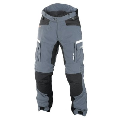 NERVE 15110714039_05 G-Drive Motorcycle Touring Trousers, Grey/Black, XL