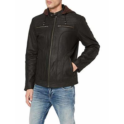Urban Leather G7 Gents Jacket, Brown, Size 2X-Large