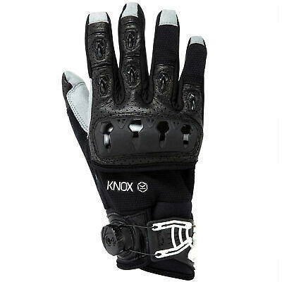 Knox Hand Armour Orsa OR3 Textile Motorcycle Bike Gloves