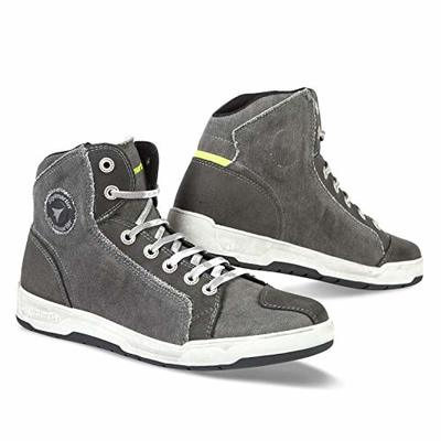 Stylmartin Sunset Evo Motorcycle Shoes Charcoal