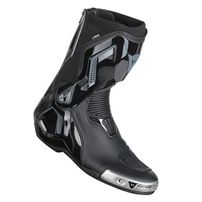 Dainese-TORQUE D1 OUT GORE-TEX BOOTS, Black/Anthracite, Size 42