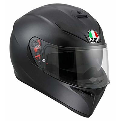 AGV K3 SV Solid Full Face Motorcycle Helmet