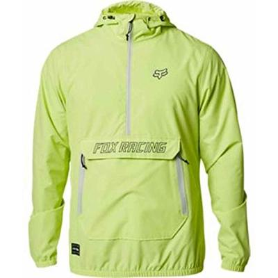 Savage Anorak Jacket Lime
