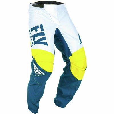 *FREE SHIPPING* Fly Racing 2019 F-16 Pants YELLOW/NAVY [30]