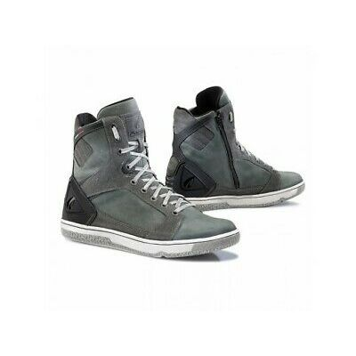 Shoes Moto Forma Urban Leather Waterproof Hyper Anthracite