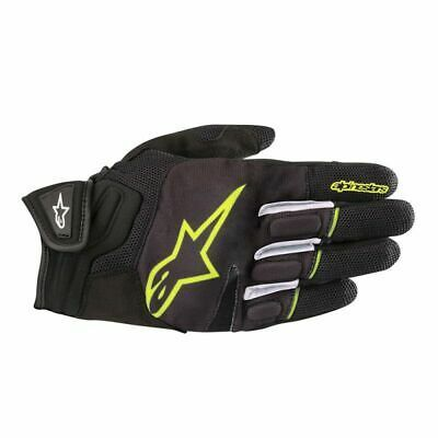 Atom Gloves Alpinestars 3574018-155-L L Black/Yellow