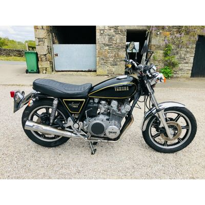 1975 Yamaha XS 750 Special triple. Historic – tax & MOT exempt. Used weekly. VGC
