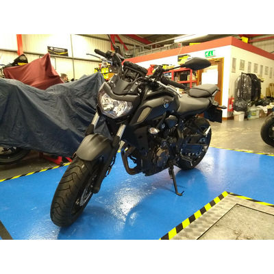 Yamaha MT-07 (MT07) 2018 great condition and only 2500 miles