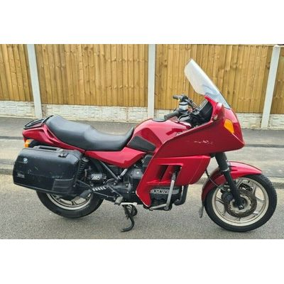 1993 BMW K75RT ABS > M.O.T September 2021 > LOW MILEAGE 029007