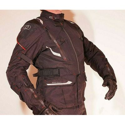 Oxford Motorcycle Jacket Montreal 3.0 Black NEW BEST PRICE MAKE OFFER Size XL
