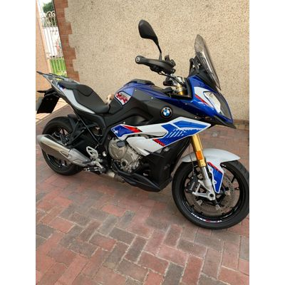 BMW S1000XR 2019 Low Miles 3k Showroom Condition