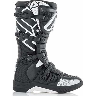 Acerbis Off Road X-Team Boots, Black/White, Size 45