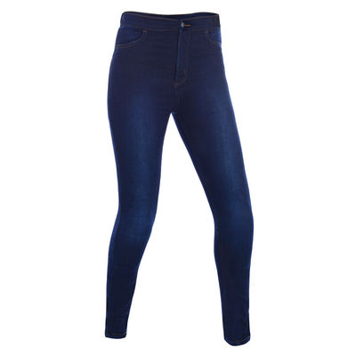 Oxford Products Super Jeggings Women's Armored Riding Leggings with Kevlar