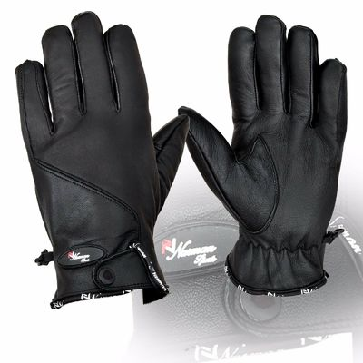NEW MEN'S LEATHER GLOVES SOFT FEEL DRIVING OUTDOOR WALKING ALL SEASON