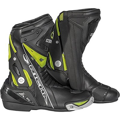 Richa Blade WP Waterproof Sports Boots Black Fluo (41)