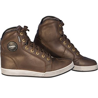 Richa Krazy Horse Motorcycle Boots Brown (48)