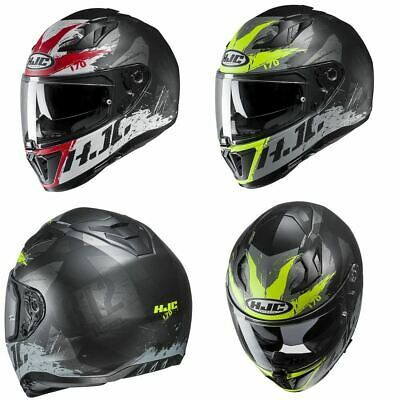 HJC i70 Rias Motorcycle Helmet Full Face ACU Motorbike Graphic Crash Lid
