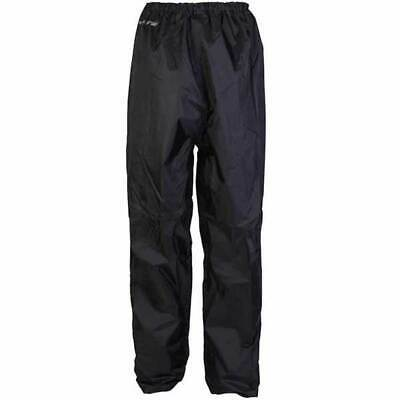 Spada 911 Nylon Waterproof WP Over Trousers Motorbike Motorcycle Rain Pants