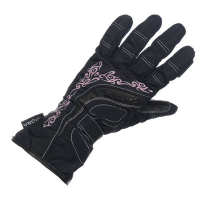 Richa Elegance Ladies Motorcycle Gloves S Pink
