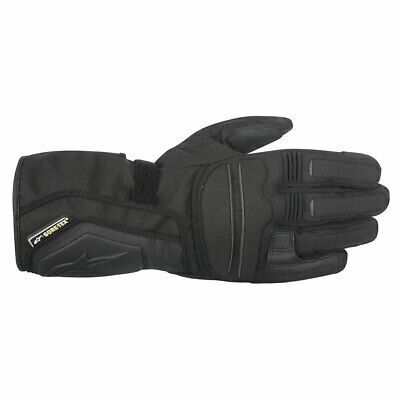 Alpinestars Stella WR-V Ladies Moto Motorbike Motorcycle Gore-Tex Gloves Black
