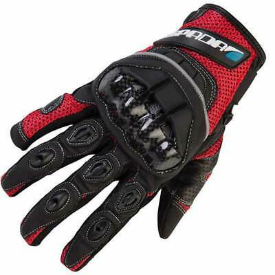 Spada MX-Air MX Air Textile Vented Summer Short Motorbike Motorcycle Gloves