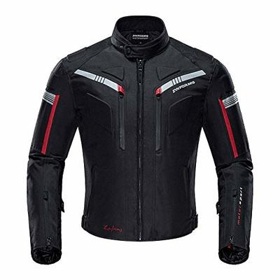 Motorcycle Jacket Motorbike Biker Riding Jackets Windproof Full Body Protective Gear Armoured Autumn Winter for Men