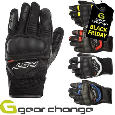 RST Urban Air 2 II Leather Riding Motorcycle Glove – CE Approved
