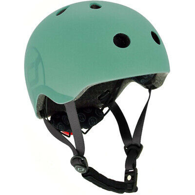 scoot and ride safety helmet with led s-m head size 51-55cm