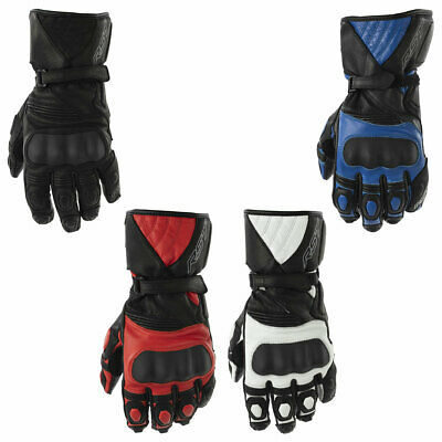 RST GT CE Motorbike Motorcycle Sports Gloves – All Colours & Sizes