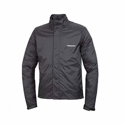 TUCANO URBANO NANO RAIN JACKET PLUS YELLOW FLUO XS L Black