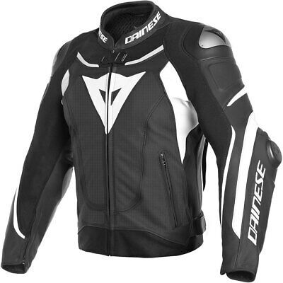 DAINESE SUPER SPEED 3 PERFORMANCE LEATHER JACKETS MEN´S CLOTHING BLACK WINDPROO