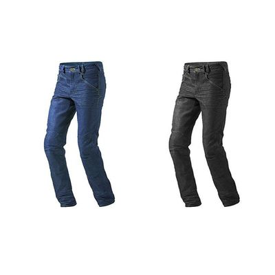 JET Motorcycle Jeans Safety Trousers Aramid Lined Jeans Armoured