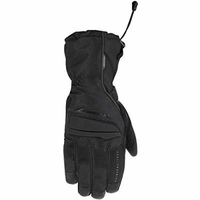 GM172601M – Oxford Convoy 2.0 Motorcycle Gloves M Stealth Black