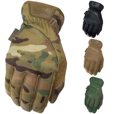 Mechanix Wear FastFit Gloves Lightweight Tactical Military Shooting Airsoft DIY